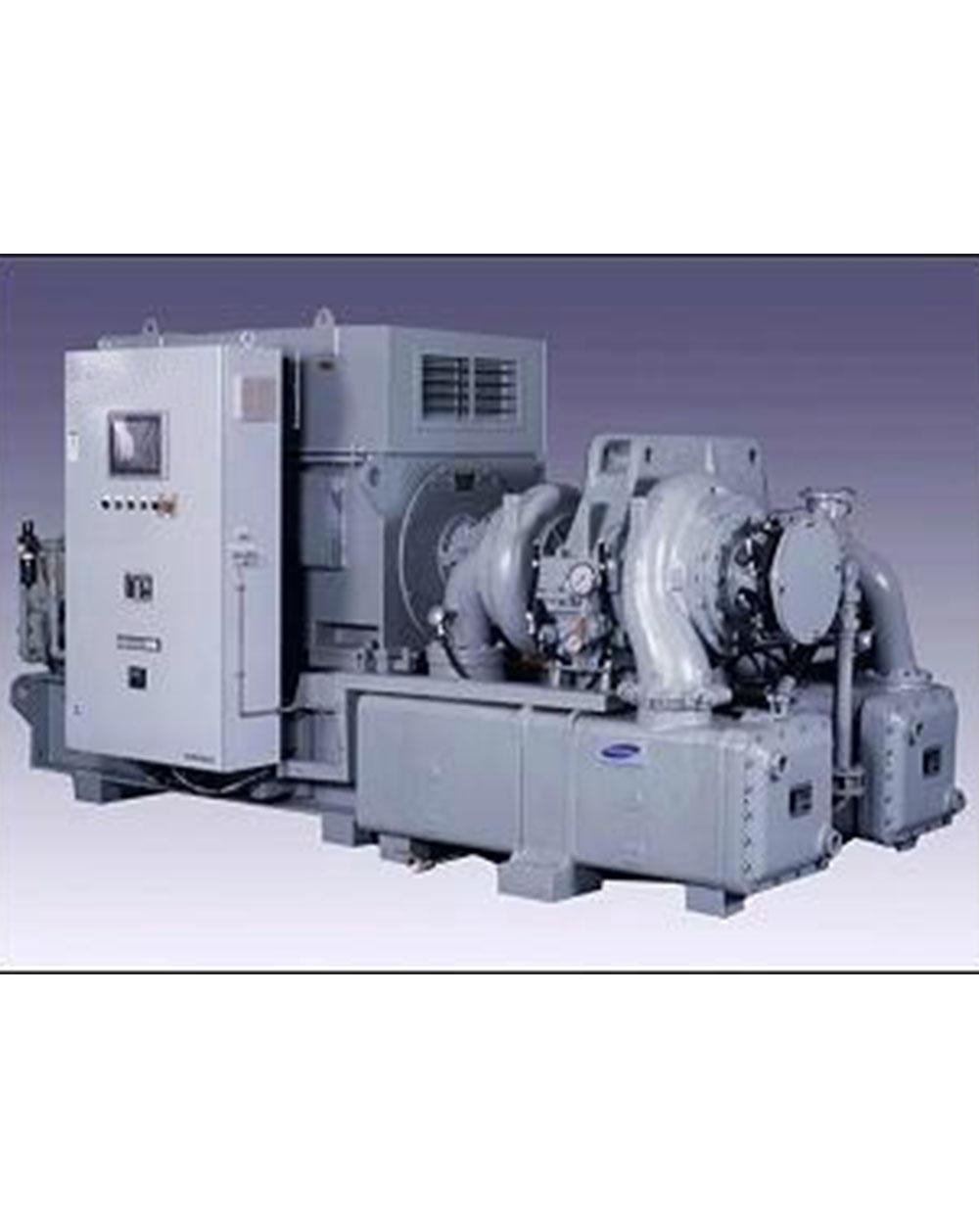 离心式空气压缩机