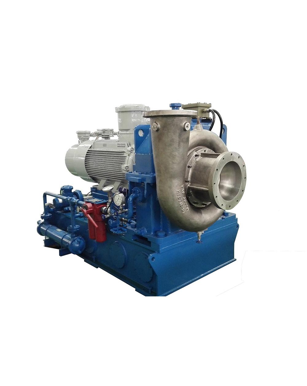 离心式水蒸汽压缩机