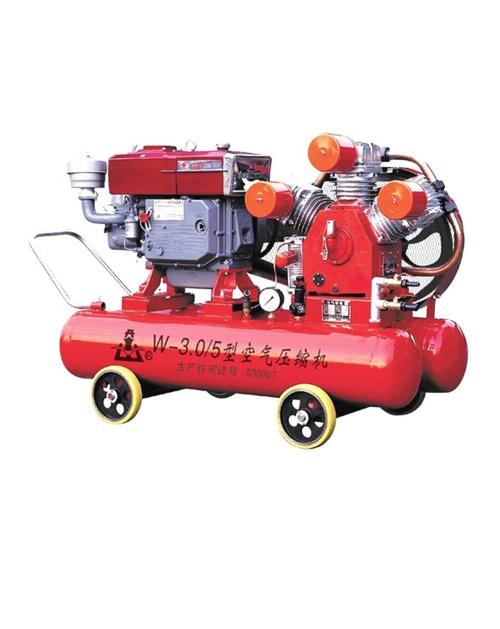矿山工程活塞柴油空压机