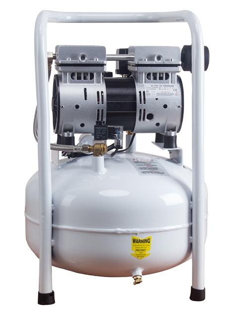 双级压缩螺杆空压机